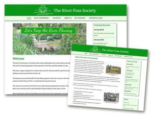 River Foss Society website